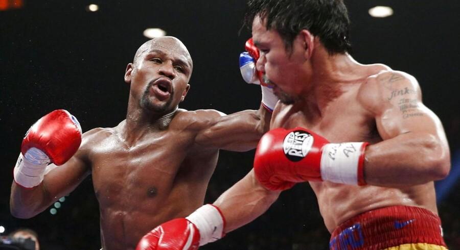 Den 2. maj i år vandt amerikanske Floyd Mayweather på point over filipinske Manny Pacquiao i dette århundredes vel mest hypede boksekamp.
