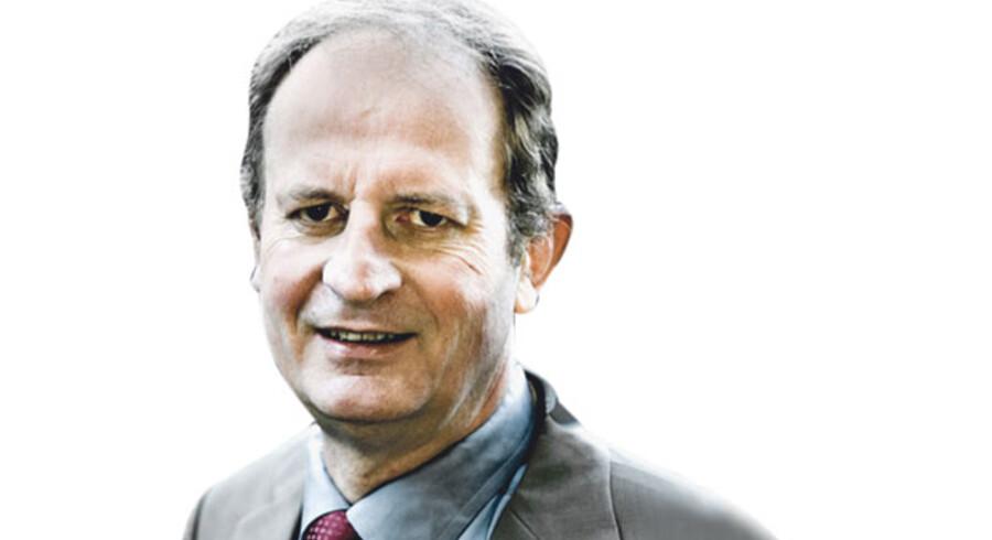 Frank Korsholm Afdelingschef Håndværksrådet