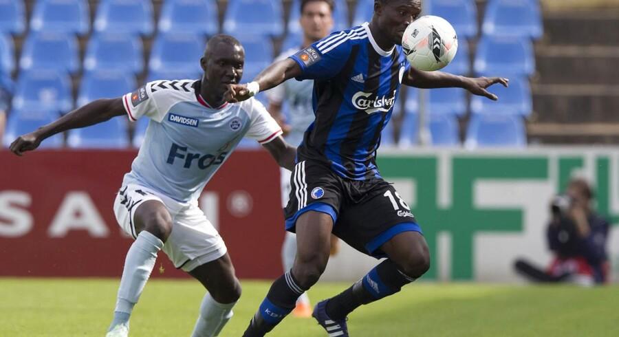 Daniel Amartey kan være den næste FC København-spiller, der bliver skudt af til udlandet.