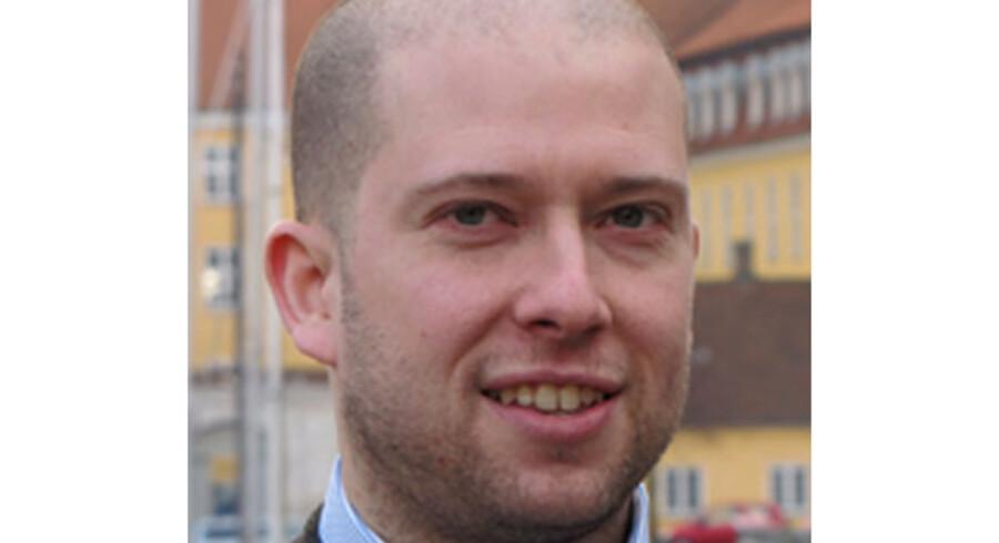 Seniorforsker Fabrizio Tassinari, DIIS