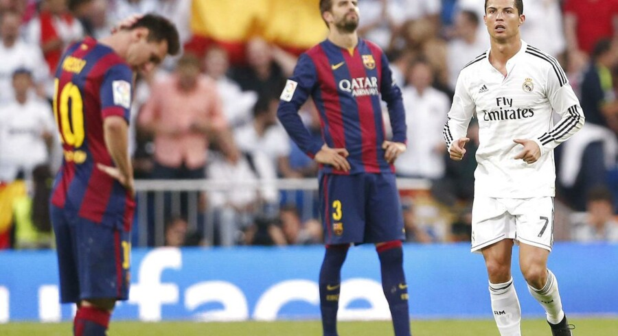 Der er aktuelt ingen kanaler, som viser spansk fodbold til de danske seere.