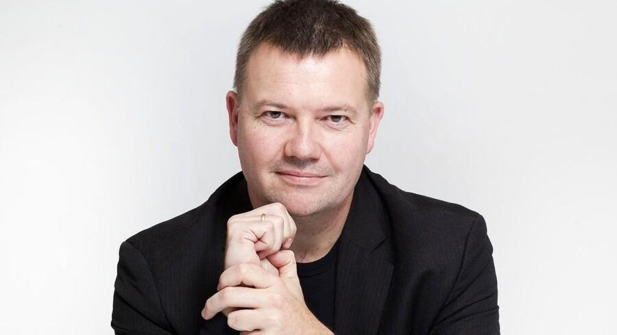 Tom Jensen, chefredaktør