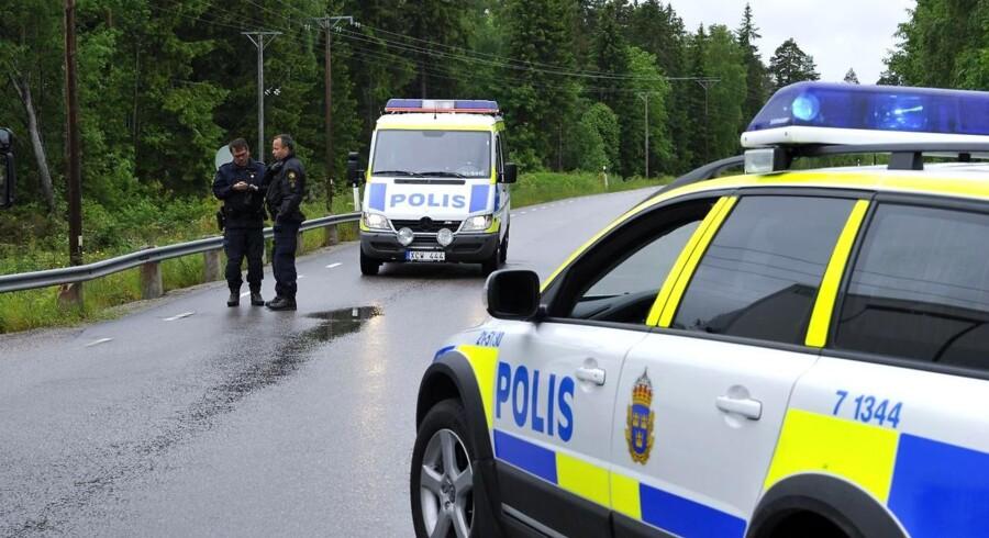 Arkivbillede. Politiet i Ljungby har fået et gennembrud i sagen om den fire-årig dreng, der blev fundet død for to måneder siden.