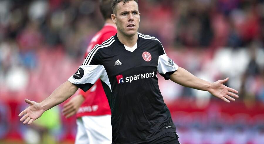 Anders K. Jacobsen skifter til OB.