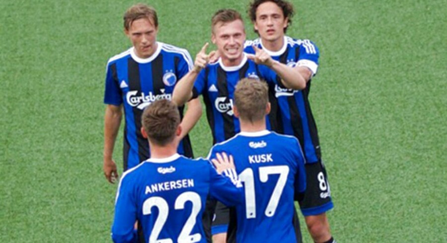 FCK er sikkert videre i Europa League.