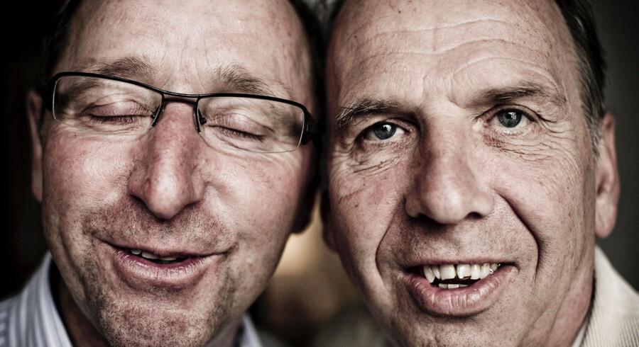 Finn Nørbygaard og Jacob Haugaards nye fil får en hård medfart af anmelderne.