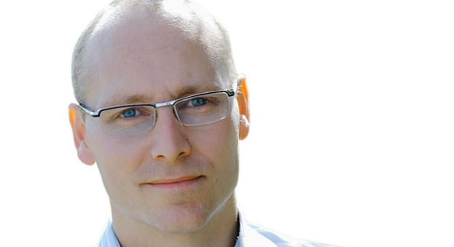 Mads Flarup Christensen, generalsekretær, Greenpeace