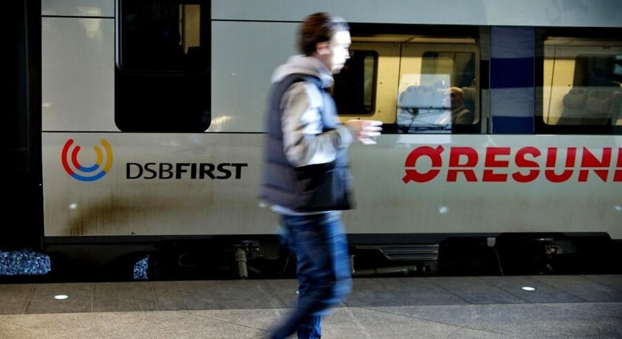 Sidste tur med DSB-First afgår på lørdag. Derefter overtager DSB Øresund ruten.