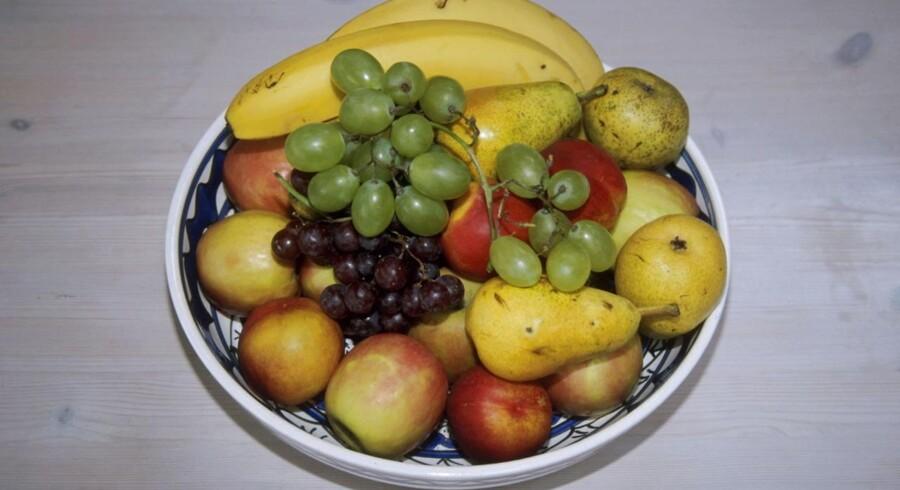 Frugtskåle som denne er fortid er flere og flere danske virksomheder.
