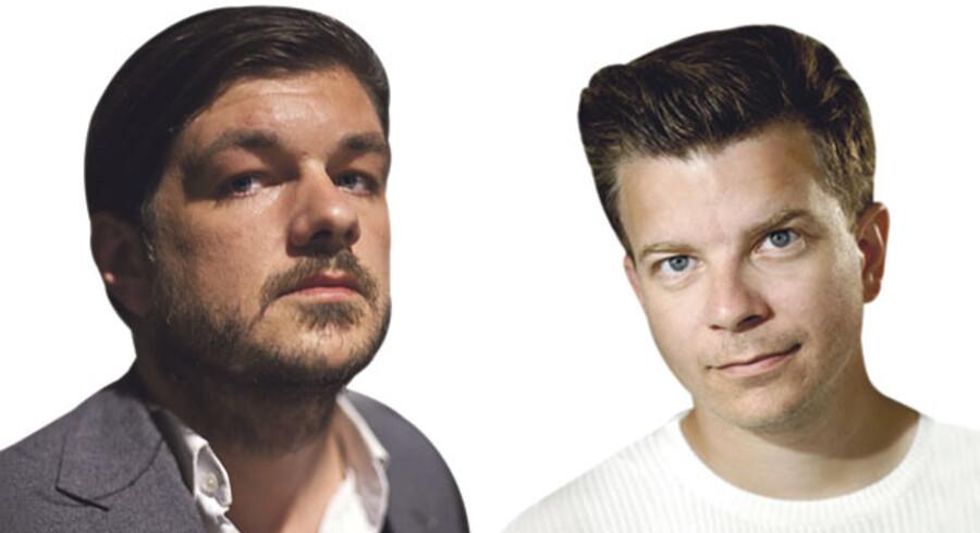 Henrik Marstal og Michael Møller, Musikere