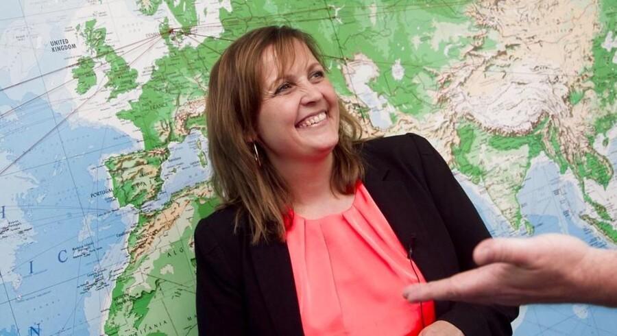 Eksport- og udenrigshandelsminister Pia Olsen Dyhr.