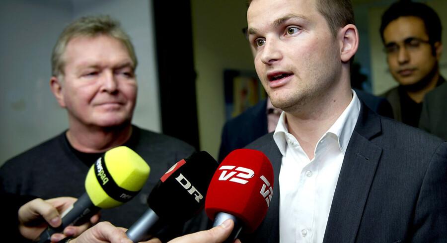 Skatteminister Thor Möger Pedersen.