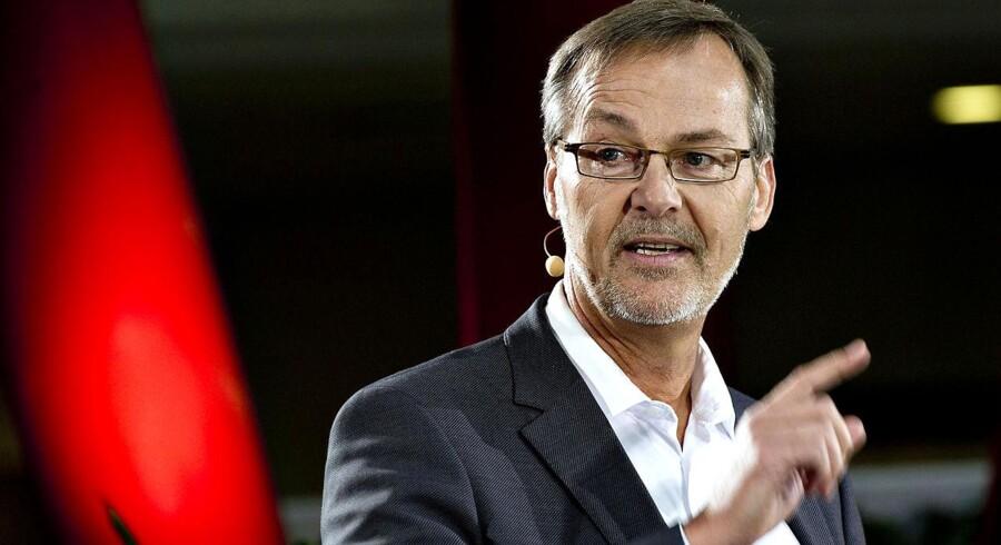 Erhvervs- og vækstminister Ole Sohn (SF) har endnu ikke haft mulighed for at forholde sig til dusøren på ham.