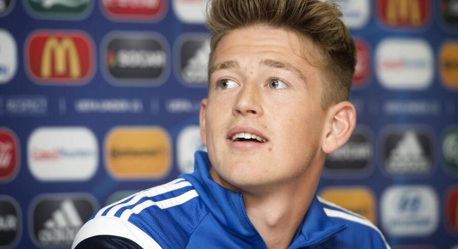 Nicolaj Thomsen rygtes væk fra AaB