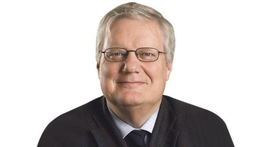 Bjarne Hastrup Adm. direktør i Ældre Sagen