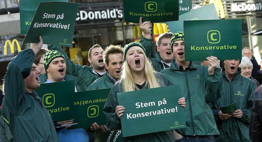 Midt i EUs værste krise kræver unge borgerlige genforhandling af Danmarks EU-medlemskab for at få magten tilbage til København. Arkivfoto.