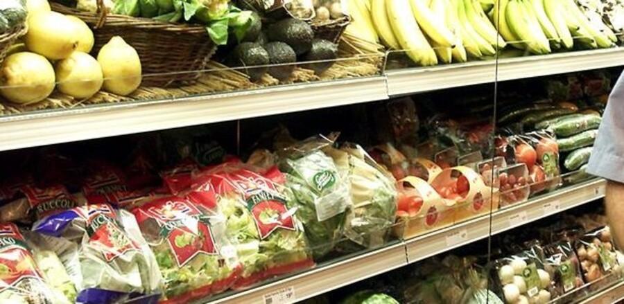 Det er blevet dyrt at handle ind i supermarkedet og fodre en stor familie af.