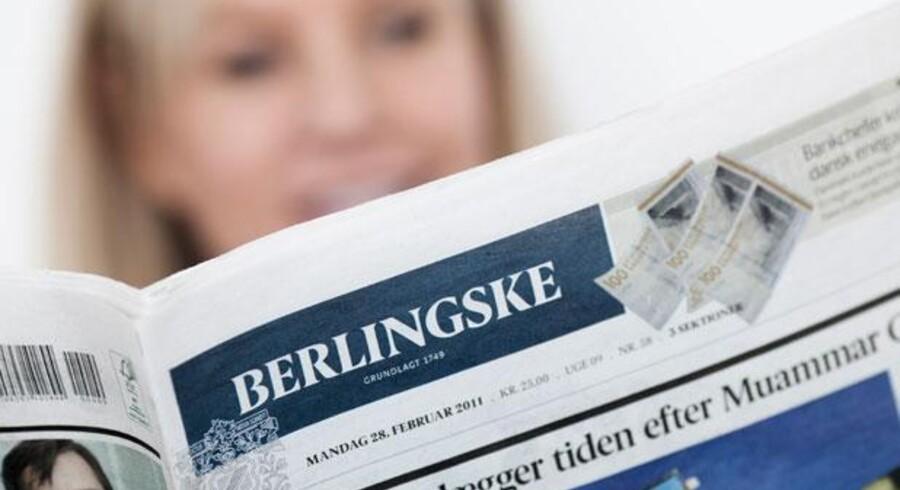 Berlingske har vundet en pris for at have det bedste design for landsdækkende aviser i Europa.