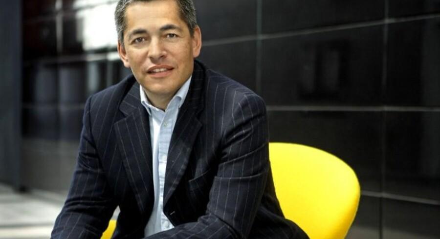 Den tidligere generaldirektør for Danmarks Radio, Kenneth Plummer, starter nu et firma, der skal rådgive firmaer om deres it.