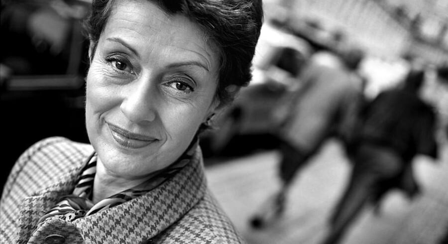 Evelyn Lauder døde som følge af kræft i æggestokkene.