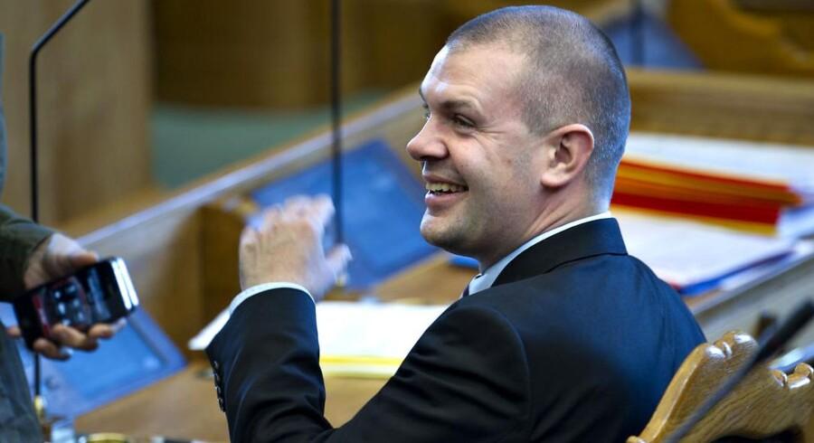 Finansminister Bjarne Corydon (S) leder i disse dage forhandlingerne af regeringens første finanslov.