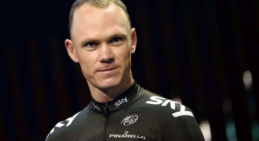 Chris Froome missede en dopingtest tidligere på året.