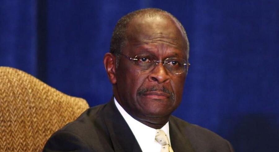 Republikansk præsidentkandidat Herman Cain.