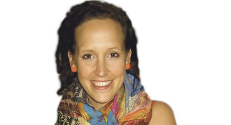 Julie Mackenhauer, stud.med., nationalformand, SOFAS (Studerendes Organisation For Akut-medicinsk Speciale)