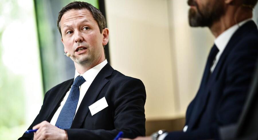 Cheføkonom Steen Bocian.