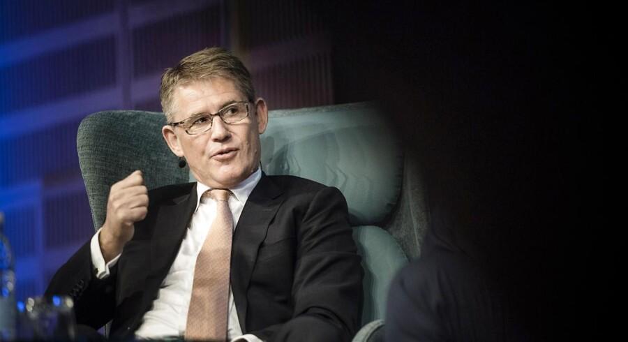 Danmark står fortsat stærkt i kampen om at hive det eftertragtede europæiske lægemiddelagentur til København, vurderer Lars Rebien Sørensen.