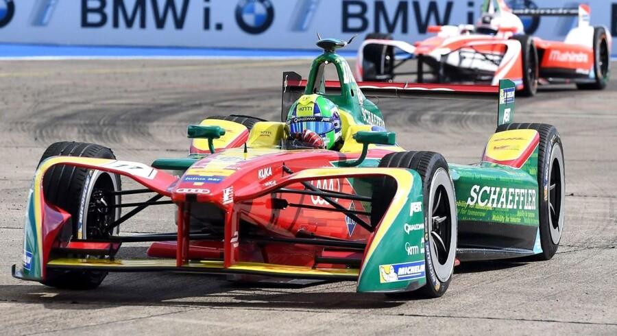 København vil have elbil-racerløbet, Formel E, til byen.