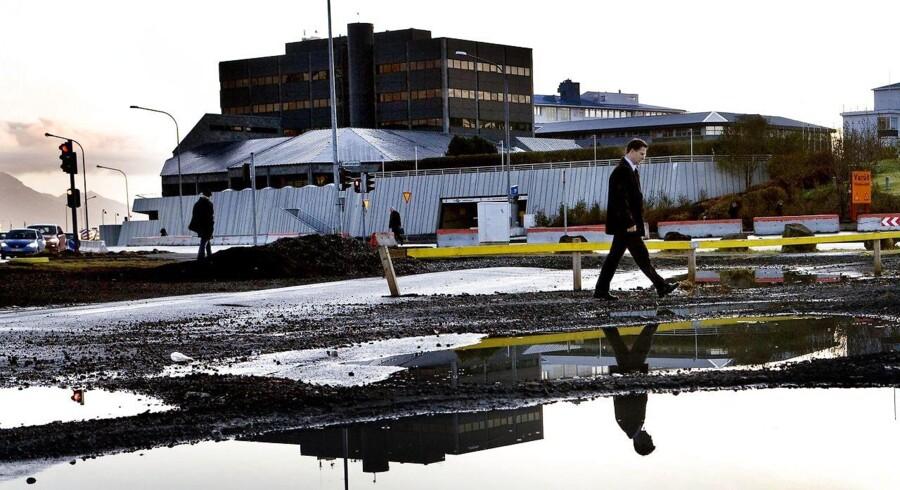 Under finanskrisen var Islands økonomi ved at kollapse. De nødordninger, der reddede økonomien, ophæves nu.