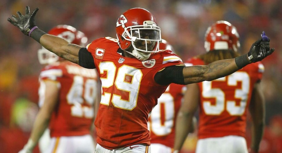 Eric Berry, Kansas City Chiefs.