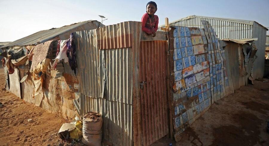 ARKIVFOTO: Selve afgørelsen lyder, at hjemsendelsen af en somalisk mor bør standses, da der er risiko for, at hendes barn bliver omskåret. Det er en afgørelse, som Red Barnet et meget tilfreds med.