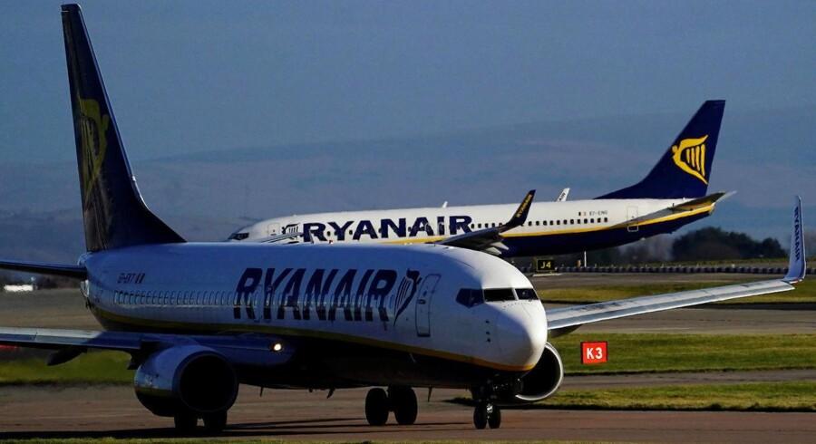 Ryanair har indgået en lønafalte med selskabets britiske piloter.