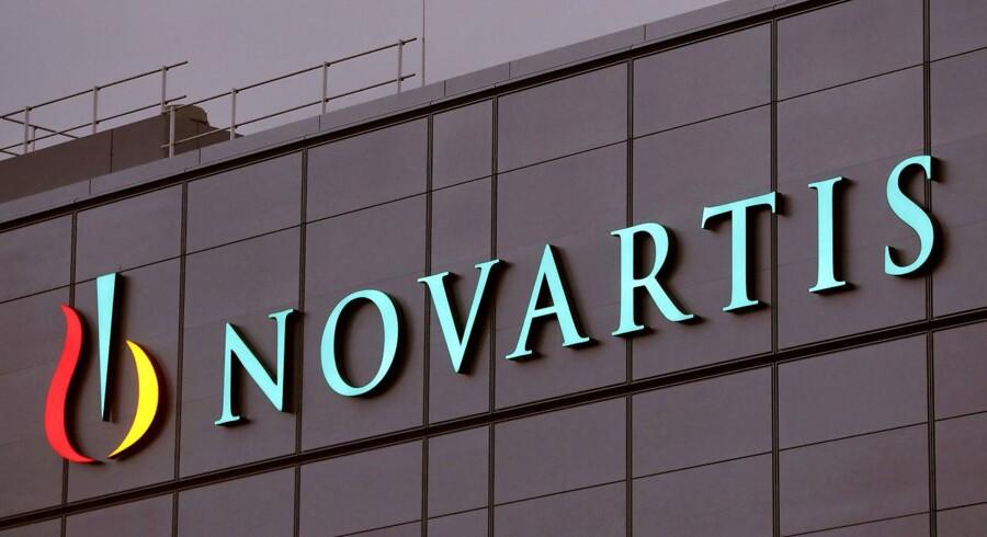 Britiske GSK overtager i en aktiepost til en værdi af 13. mia dollars i et af Novartis' joint ventures. Midlerne skal bruges til at fokusere på Novartis' hovedområder.