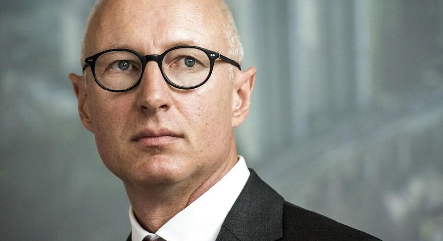 Novo Nordisks nye koncerndirektør Lars Fruergaard Jørgensen aflægger sit første årsregnskab