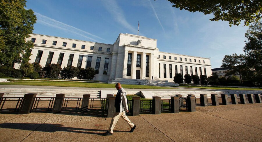 Federal Reserve i Washington.