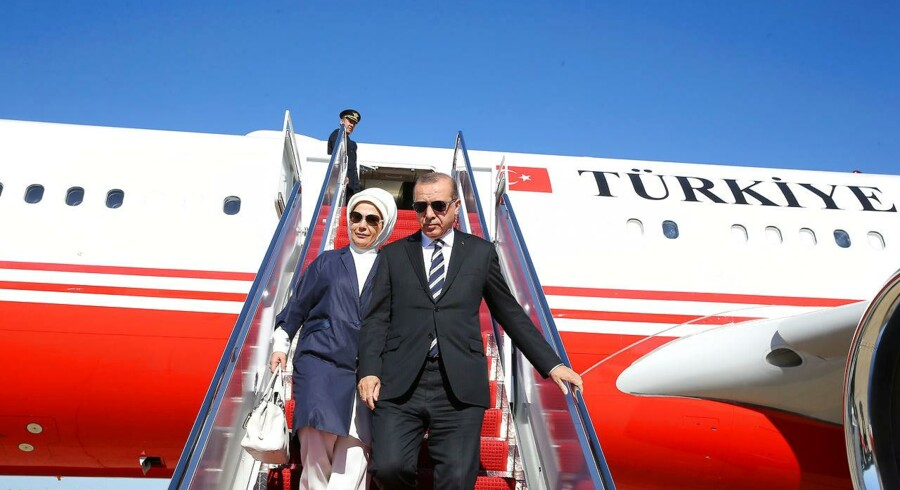 Erdogan i Washington