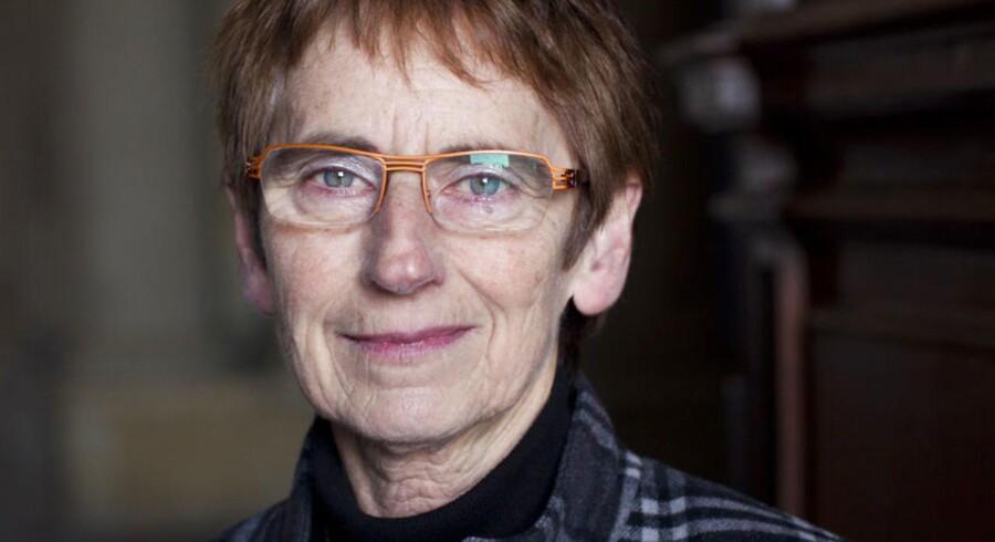 Socialdemokratiets folketingspolitiker Karen Klint.