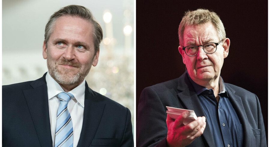 Foto: NICHOLAS KAMM og Henning Bagger.