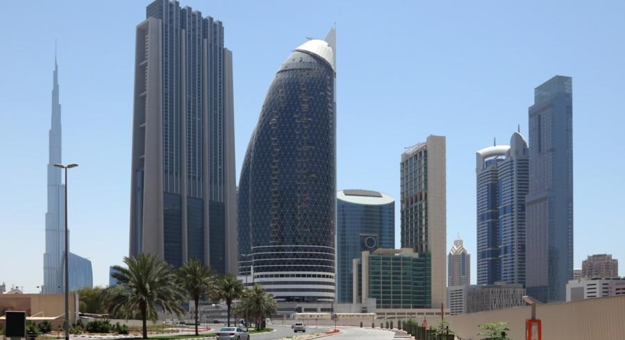 To rejser til Dubai indgår i den store straffesag om bestikkelse, der behandles ved Retten i Glostrup. Free/Colourbox