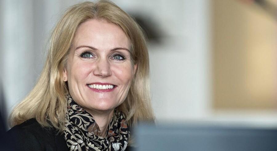 Helle Thorning-Schmidt er på det amerikanske magasine Fortunes liste over verdens bedste ledere.