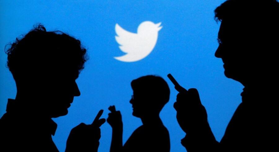Arkivfoto. Det sociale medie Twitter kan potentielt vinke farvel til aktiemarkedet og i stedet konvertere til en kooperativ virksomhedsform