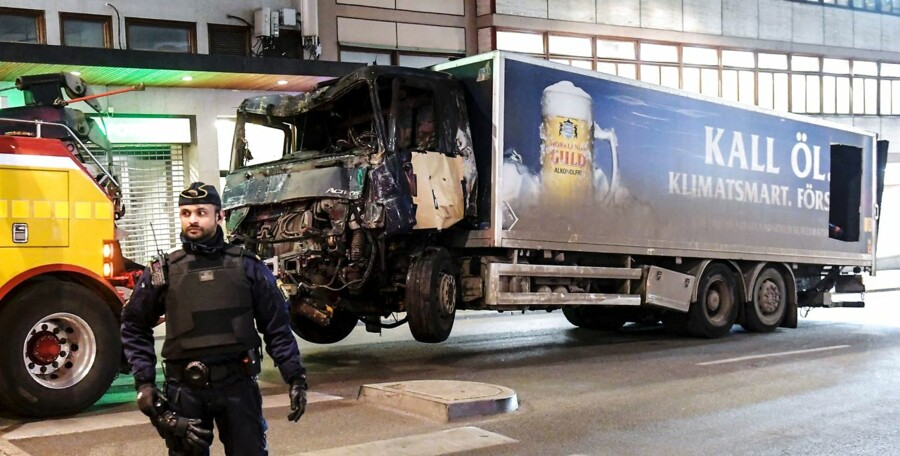 / AFP PHOTO / TT NEWS AGENCY / Maja SUSLIN / Sweden OUT