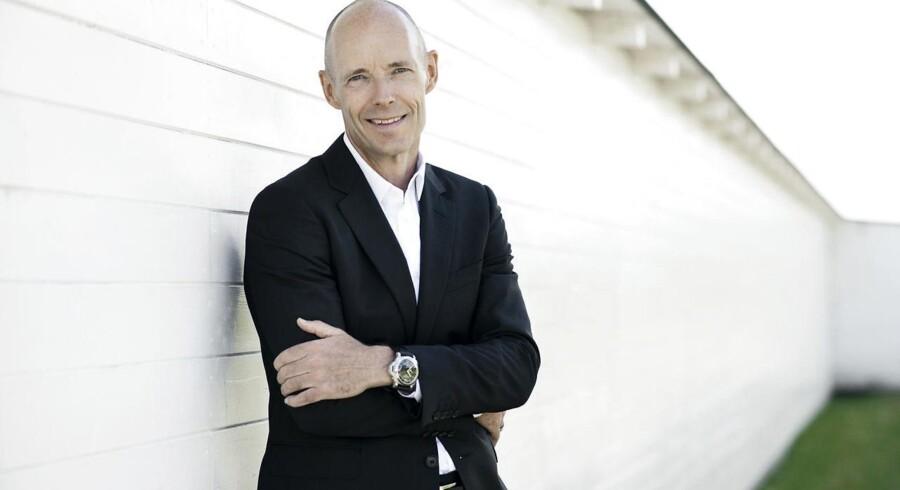 B&Os topchef, Henrik Clausen, vil styre langt mere detaljeret, hvordan de danske lyd- og TV-produkter præsenteres hos forhandlerne. Arkivfoto: Lasse Bech Martinussen, Scanpix