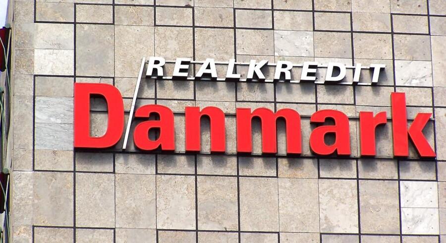 Realkredit Danmarks hovedsæde i København.