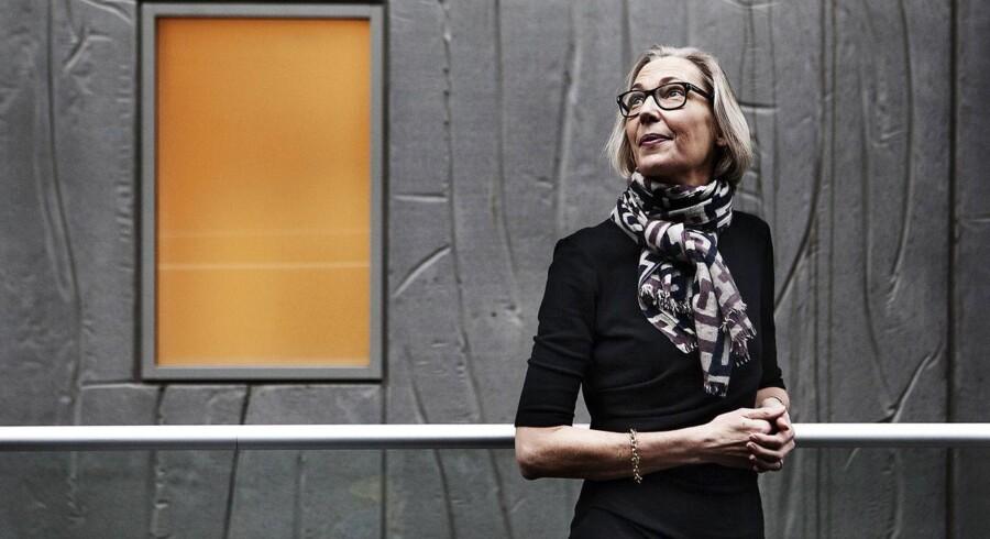 ARKIVFOTO: Generaldirektør i DR, Maria Rørbye Rønn, og ægtemanden har nemlig fået solgt deres Hellerup-villa nord for København. Prisen endte på 8.250.000 kroner, og det var noget mindre end deres første udspil på boligmarkedet.