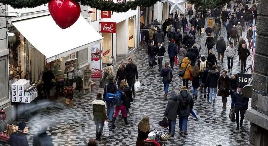 Købmagergade i København