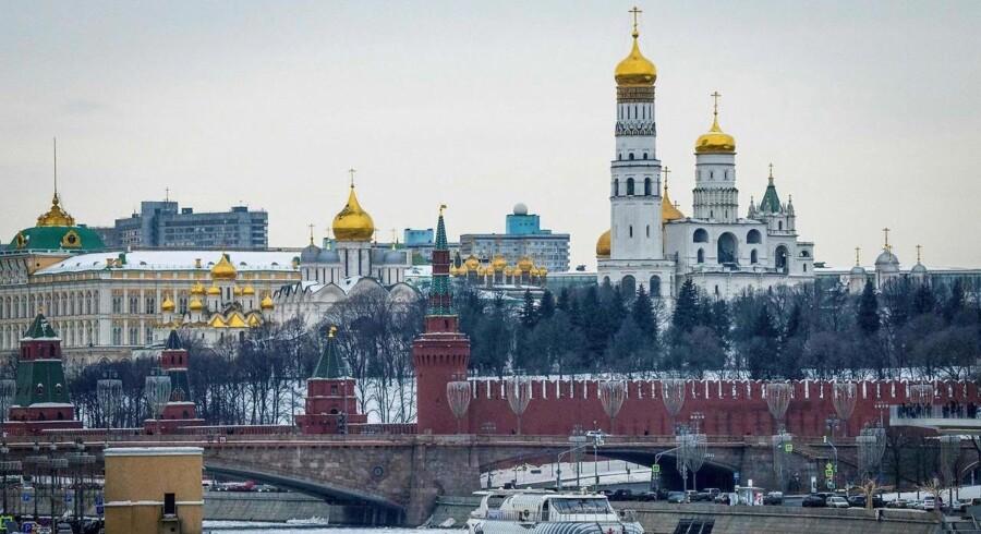 25 lande annoncerede mandag sanktioner mod Rusland efter et giftangreb på en tidligere dobbeltagent i England.